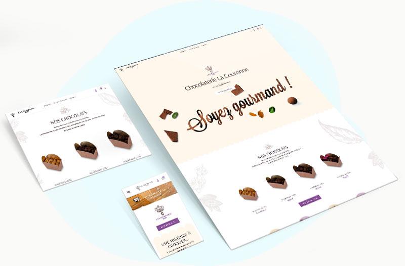 Chocolaterie La Couronne Pau
